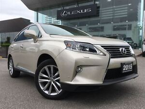 2015 Lexus RX 350 Touring pkg AWD Navi Backup Cam Leather Sunroo