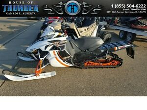2015 Arctic Cat XF 9000 High Country Sno Pro LTD 141 Track
