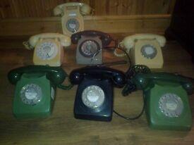 OLD BT PHONES