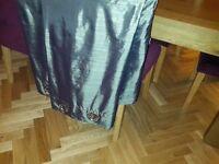 Next silver curtains