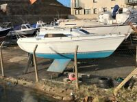 Hunter Horizon 23 Twin Keel Yacht