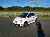 Immaculate Abarth 500 FSH, only 45k miles