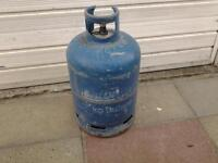 Calor 15kg butane gas bottle empty