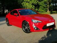 Toyota GT86 2014 (63 Plate) - FOR SALE - £14,000 ONO