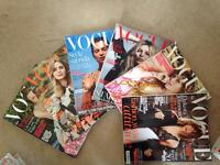 Vogue Magazines 2016