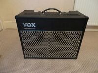 Vox AD50VT Valvetronix Guitar Amp ,50 Watts with Digital Effects) (£203 new) £110