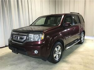 2011 Honda Pilot EX-L, Leather, Navigation, Sunroof