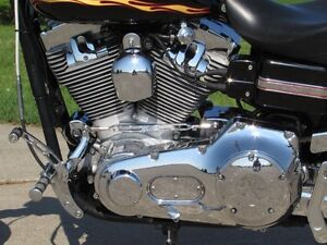 2002 harley-davidson FXDWG Dyna Wide Glide  Spectacular CVO  Loo London Ontario image 16