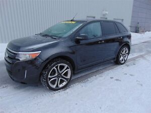 2013 Ford Edge Sport,CUIR,NAVIGATION,TOIT PANORAMIQUE
