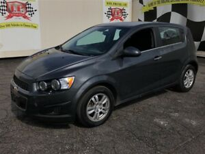 2013 Chevrolet Sonic LT, Automatic, Steering Wheel Controls, 40,