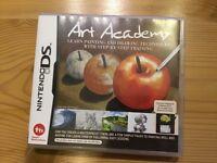 Nintendo DS game Art Academy