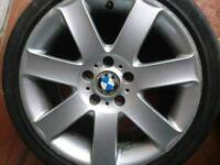 "Bmw 17"" Alloys"
