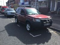 Land rover freelander 1.8 xsi manual 4x4 2000