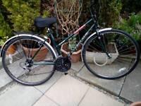 Ladies city/hybrid bike