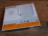 Netgear Wireless Modem Firewall Router