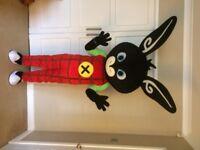 UK SELLER brand new Adult Bing fancy dress mascot £139.99