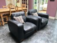 Leather Sofa Chairs