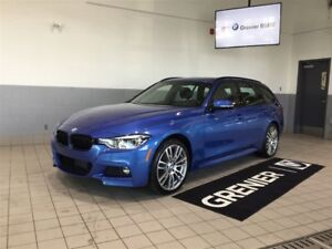 2017 BMW 330I xDrive Touring+Groupe Msport+Groupe supérieur