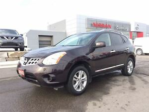 2012 Nissan Rogue SV (CVT) AWD, Heated seats
