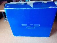 PLAYSTATION 2 CONSOLE PLUS 20 GAMES BOXED