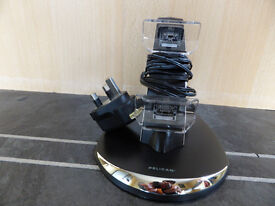 PS3 Pelican double controller charger with mains lead, excellent condition, only £5
