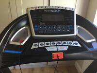 Treadmill in fantastic condition. Roger Black Gold (Current RRP £399)
