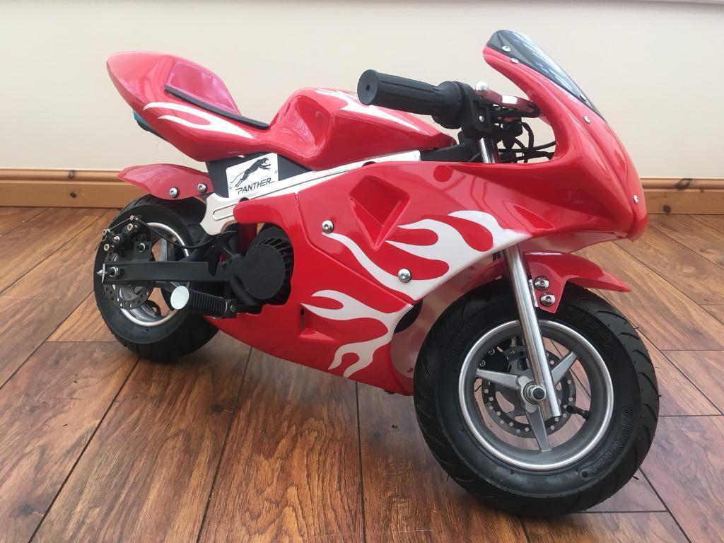 brand new 49cc 50cc mini moto pocket rocket bike in. Black Bedroom Furniture Sets. Home Design Ideas