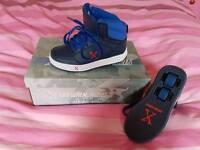 Boys heelys size 1 brand new