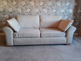 3seater and snuggle chair