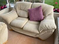 Two and three seat sofas