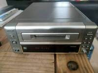 DENON mini disc recorder DMD-M10