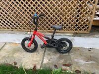 Specialized hotrock kids bike Spider-Man edition