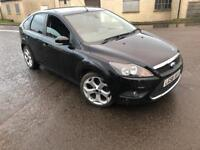 Ford Focus 1.8 TDCi Titanium 5dr Manual p/x considered 2008 (58 reg), Hatchback
