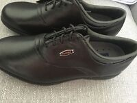 Brand new Ladies Footjoy black leather golf shoes UK 5.5, EUR 38.5