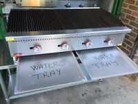CATERING COMMERCIAL NEW GAS BBQ KEBAB PERI PERI CHICKEN WATER GRILL CAFE KEBAB CHICKEN RESTAURANT
