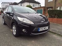 Ford Fiesta Titanium 2012 1.6L Diesel - EXCEPTIONAL CONDITION