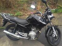 Yamaha YBR 125CC 2011