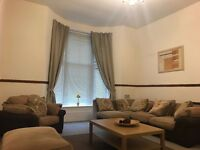 2 bedroom flat fully furnished & freshly decorated (Rented not available)