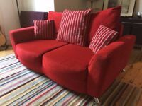 DFS Poise Sofa - 2 Seater