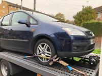 Ford c max 1.8 Petrol Spares Or Repair