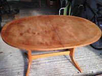 Nathan Extendable Table with 3 Chairs
