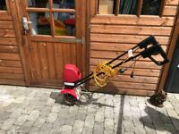 Mantis Electric Garden Rotavator
