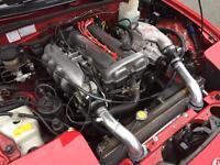 1997 mk1 Mazda mx5 Jackson racing supercharged