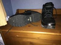 Fire Trap Black Boots