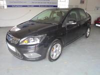 FORD FOCUS ZETEC 125 (black) 2009