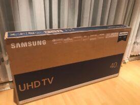 Samsung UE40MU6120 40 Inch SMART 4K Ultra HD LED TV