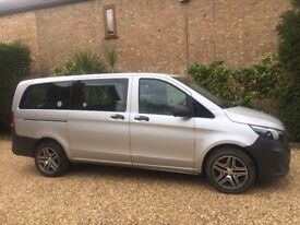Mercedes Vito Minibus for sale, Urgent sale required