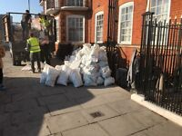 Fastest waste and junk removal anywhere in London
