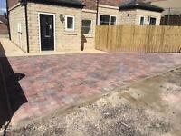 THE YORKSHIRE DRIVEWAY&PATIO COMPANY