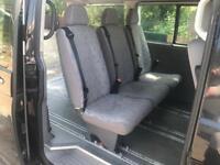Vw transporter T5 rear seats